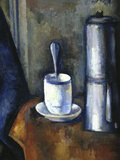 Woman with a Coffee Pot  c1890-95 (detail)