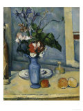 The Blue Vase  c1885