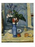The Blue Vase  c1885
