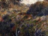 Algerian Landscape  c1881