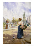 Parisian Flower Seller