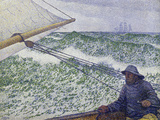 The Man at the Helm  c1892