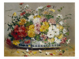 Bowl of Summer Flowers