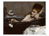 The Bath  c1867