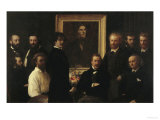 Hommage a Delacroix  c1864
