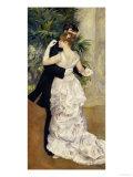 City Dance, c.1883 Giclée par Pierre-Auguste Renoir