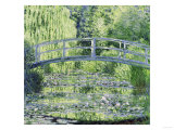 Water Lily Pond (Harmonie Verte)  c1899