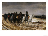 Campagne de France Napoleon  c1864