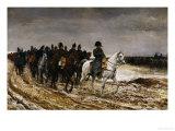 Campagne de France Napoleon  c1864