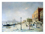 Promenade in Venice