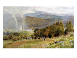 Balmoral Castle and Lochnagar