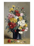 Still Life of Carnations