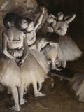 Ballet Rehearsal, c.1874 Giclée par Edgar Degas