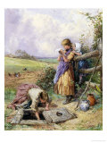Reading by the Well
