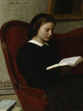The Reader  c1861