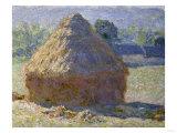 Haystack  Late Summer  c1891