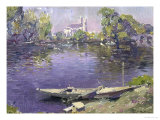 The Seine at Mantes