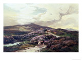 Highland Landscape  Killin  Perthshire