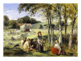 Rest from Haymaking