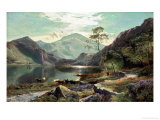 Loch Lomond  c1871
