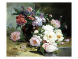Still Life of Beautiful Flowers