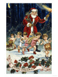 Father Christmas and His Merry Band