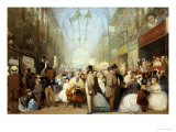 Grand Fete of the Royal Dramatic College  Crystal Palace  c1860