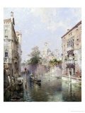 Rio San Bernardo  Venice