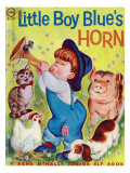 Little Boy Blue's Horn