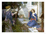 The Annunciation  c1914