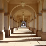 Sunny Hallway