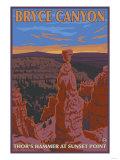 Thor's Hammer  Bryce Canyon  Utah