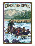 Deschutes River Rafting  Bend  Oregon