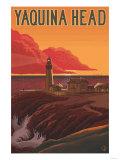 Oregon Coast Yaquina Head Lighthouse
