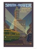 Smith Tower  Seattle  Washington