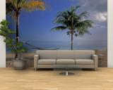 Beach Scene at The Inn at Bahama Bay  Grand Bahama Island  Caribbean