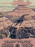 Grand Canyon National Park  c1938