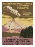 Lassen Volcanic National Park  c1938