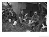 Kentucky Coal Miners  Jenkins  Kentucky  c1935