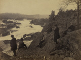Great Falls  Potomac River  c1864