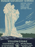 Yellowstone National Park  c1938
