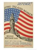Defense! Long Island Women  c1941