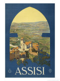 Assisi  c1920