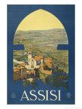 Assisi  c1920