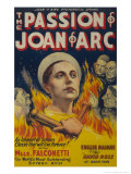 The Passion of Joan of Arc  c1929