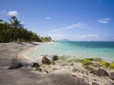 Nisbett Plantation Beach  Nevis  Caribbean