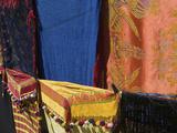 Moroccan Fabric  Dades Gorge  Dades Valley  Morocco