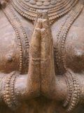 Hindu Sculpture  Bhubaneswar  Orissa  India