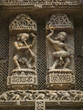 Details of Bas Relief of Orissa Dancers at Sun Temple  Konark  Orissa  India