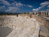 Theater in the Round  Aphrodisias  Turkey